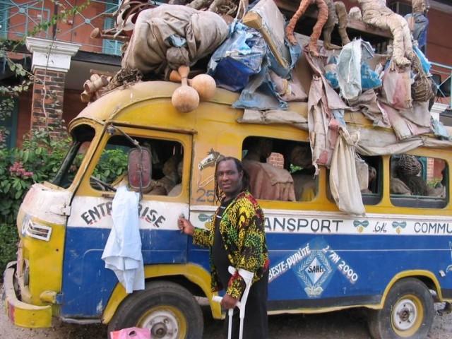 マダガスカルのタクシーブルース