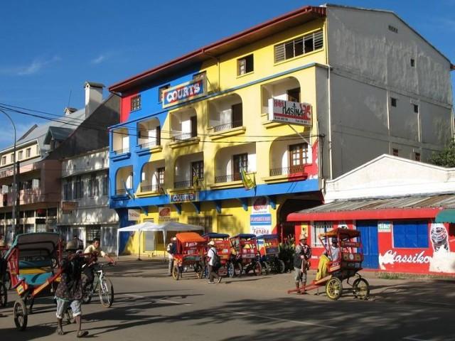 マダガスカルアンツィラベ