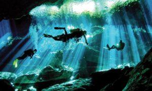 潜ってみたい淡水ダイビング5つのスポット