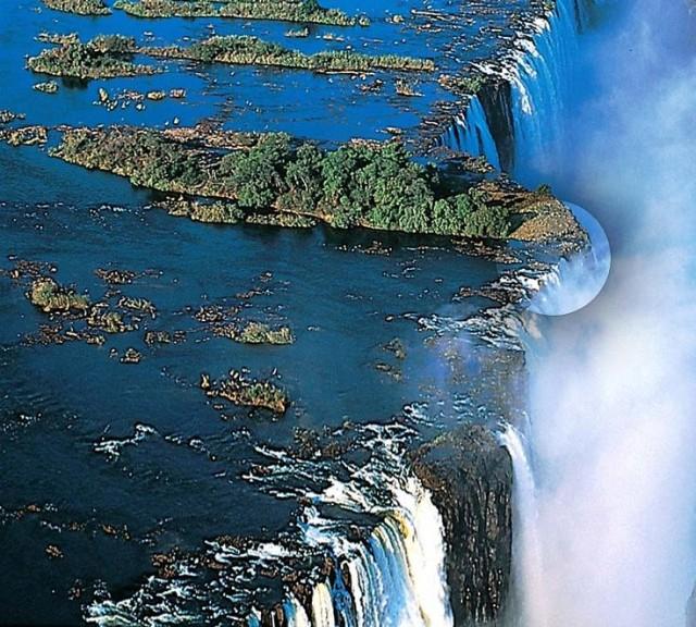 ビクトリアの滝おすすめ