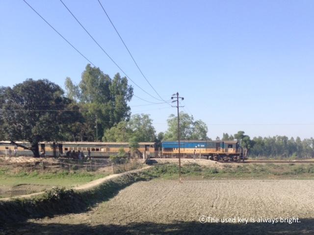 バングラディシュの鉄道