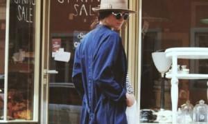 やっぱり紺が好き! ブルー&ネイビーのスプリングコート