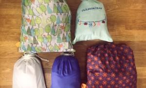 旅の準備|多すぎ&地味すぎワロターな女性バックパッカーの服をさらしてく