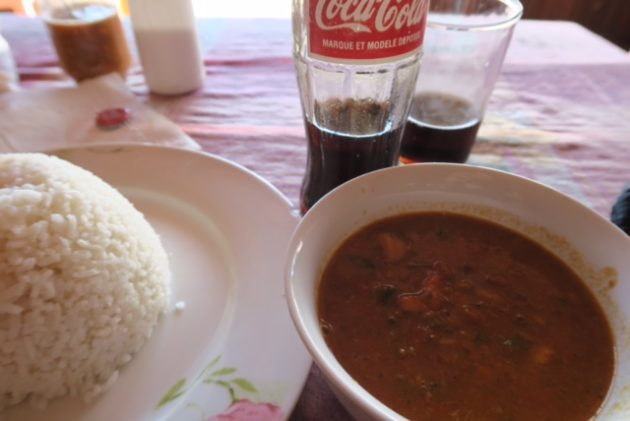 Calamar sauceノシベ_食事_レストラン
