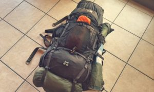 ナミビア(5)鍵と引き換えに新たな装備「旅するテント」を手に入れた