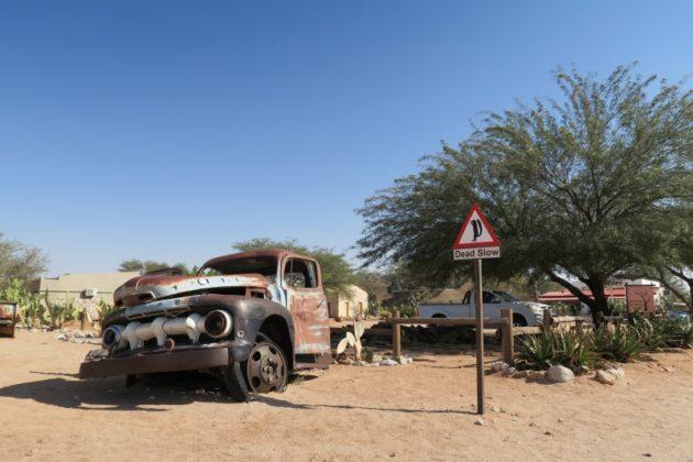 ナミビア_ナミブ砂漠