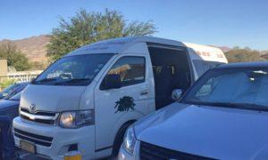 ナミビア(10)ウェルウィッチアシャトルでスワコップムントへ来た理由
