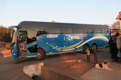 ジンバブエ_バス