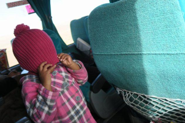 南アフリカ_バス