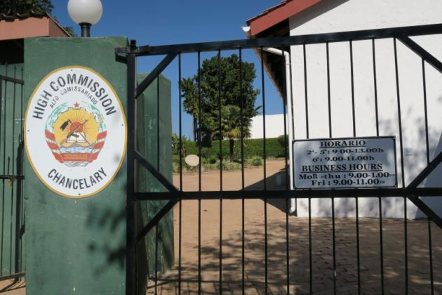 モザンビーク大使館_スワジランド