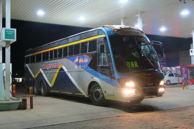 マラウィ_バス