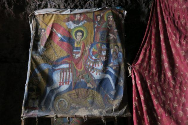ラリベラ_石窟教会_エチオピア