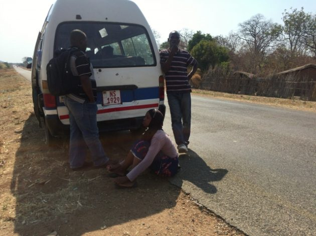 Malawi_バス