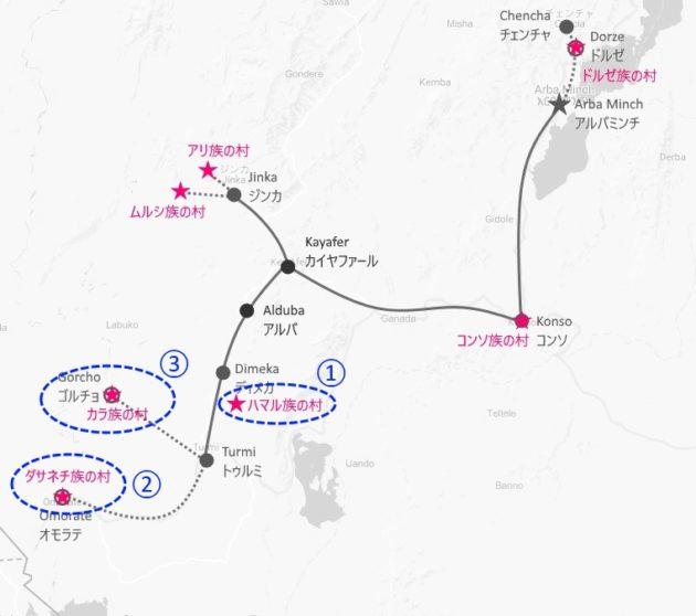 トゥルミ_地図
