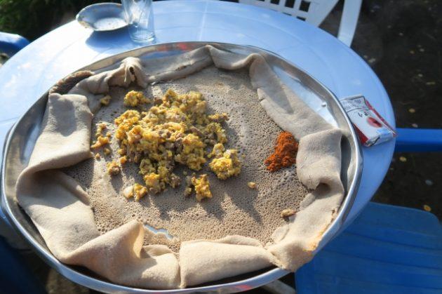 インジェラ_エチオピア