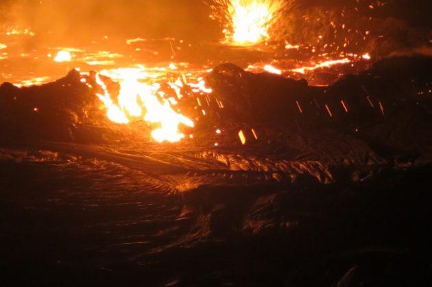 エルタ・アレ火山_エチオピア