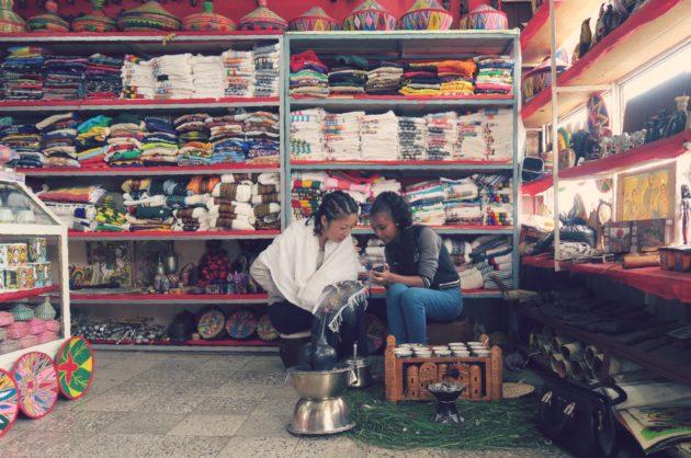 ラリベラ‗お土産屋さん