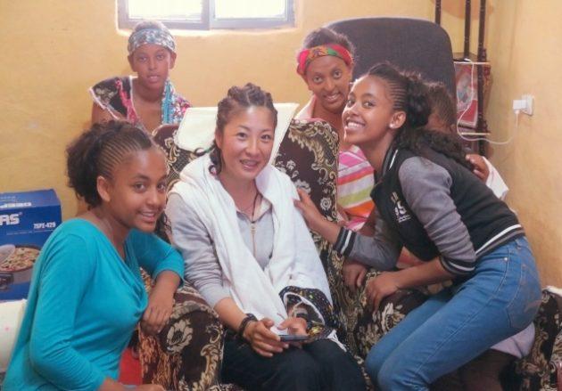 ドロワット‗エチオピア