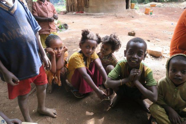 アリ族_エチオピア