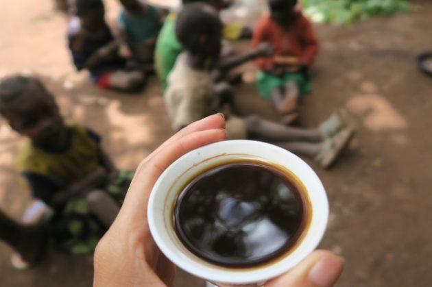 アリ族_コーヒー