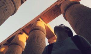 """エジプト(6)怒涛のルクソール観光&新たな""""鍵アイテム""""を手に入れた"""