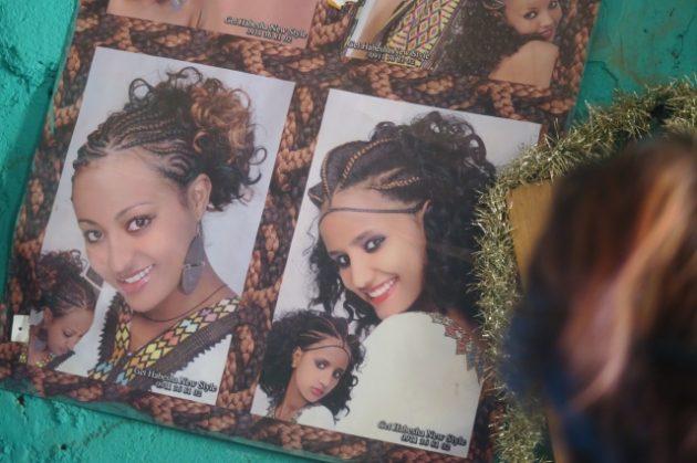 エチオピア_美容院