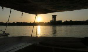 エジプト(2)ナイル川フルーカクルーズ&旅ブログは時空を超える。