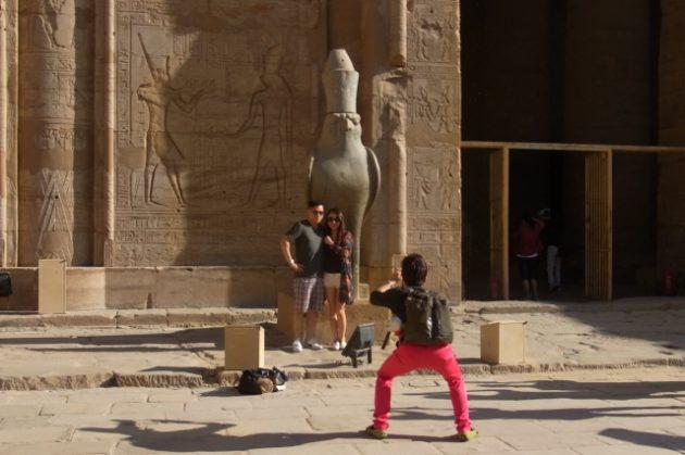 ホルス神殿