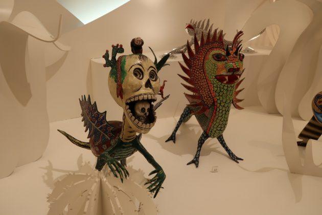Museo de Arte Popular(民俗文化博物館)