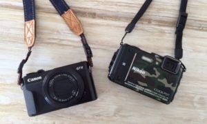 一時帰国(2)旅カメラ改! 2代目相棒はCanon G7 X Mark Ⅱ