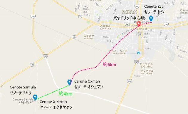 バヤドリッド_地図