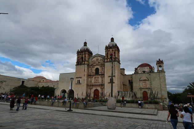 オアハカ_サントドミンゴ教会