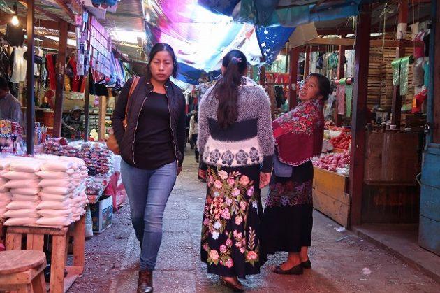 サン・クリストバル・デ・ラス・カサス_市場