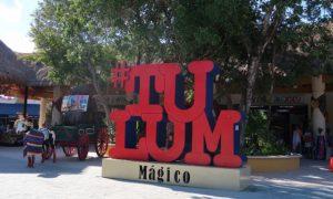 メキシコ(35)セノーテ原付旅まとめ&トゥルムのビーチと食事情まとめ