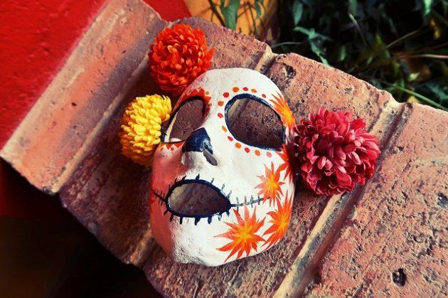 死者の日_マスク