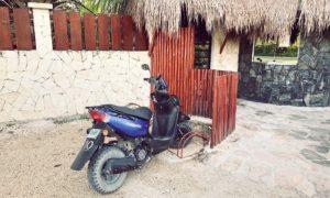 メキシコ(29)セノーテを巡る一泊二日レンタルバイク旅【準備編】