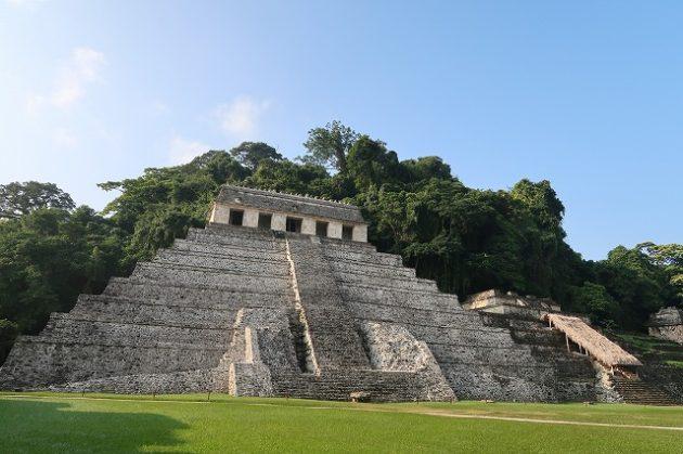 碑文の神殿