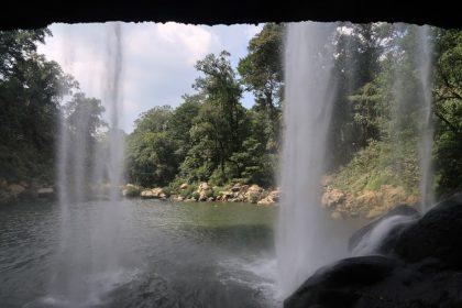 ミソルハの滝