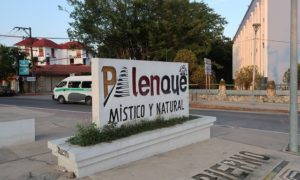 メキシコ(46)コスメル島からプラヤ、そしてパレンケへと夜行バス移動