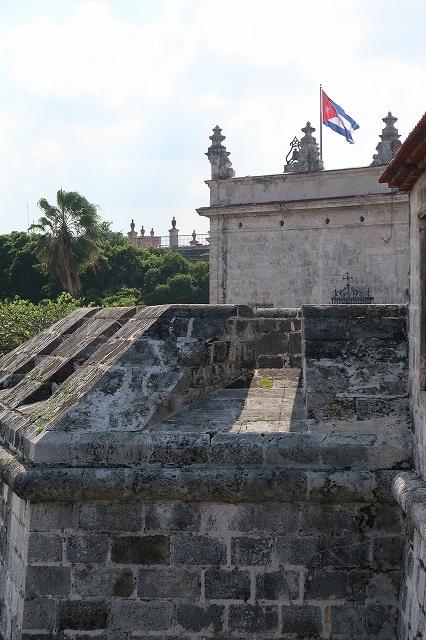 フエルサ要塞_キューバ