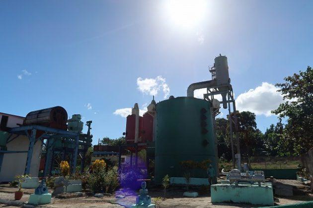 トリニダー_製糖工場