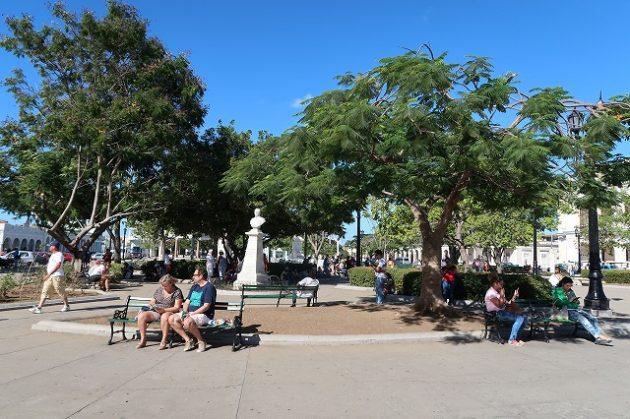 ホセマルティ広場