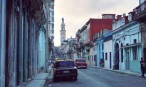 キューバ(1)念願のキューバ上陸!! カンクンからハバナへの道のり