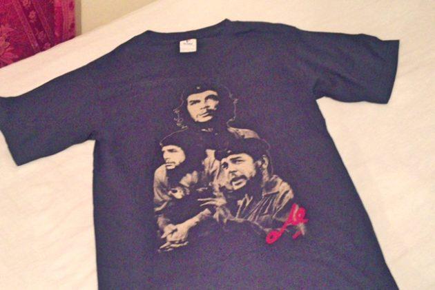 ゲバラ_Tシャツ
