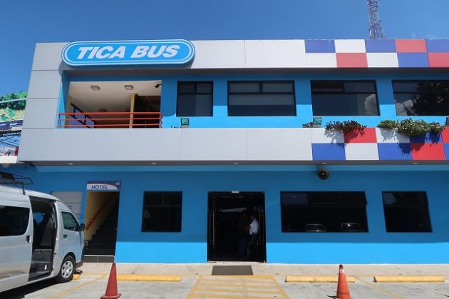 TICAバス