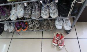 ホンジュラス(4)さよならウティラ。新しい靴とラ・セイバの町歩き