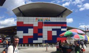 コスタリカ(6)ドラケ湾からパナマのボケテへ! ついに最終国に入ったよ!