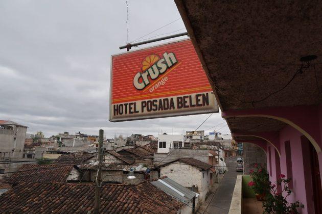 チチカステナンゴ_ホテル