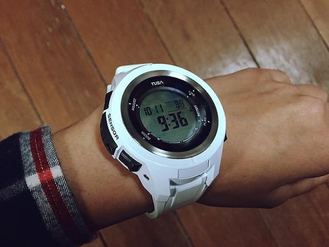 腕時計がわりにダイコンってかっこよくないですか?