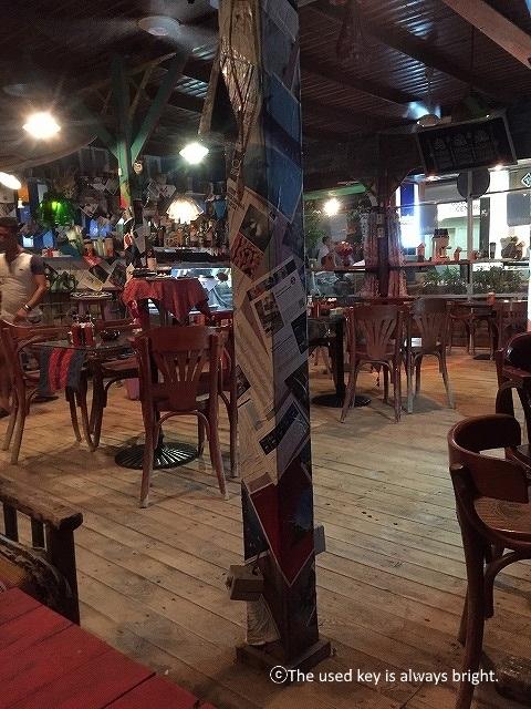 Everyday Cafeエジプトのダハブ